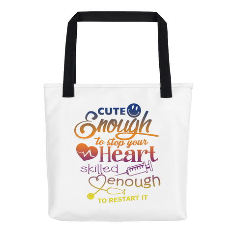 Multi Color Cute Tote
