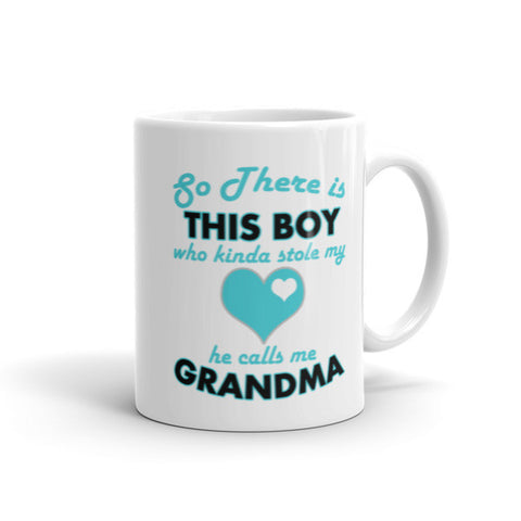 There's This Boy Mug