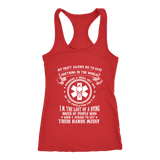 Nurses Creed RacerBack Tank