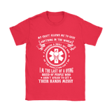 A Nurses Creed T-Shirt