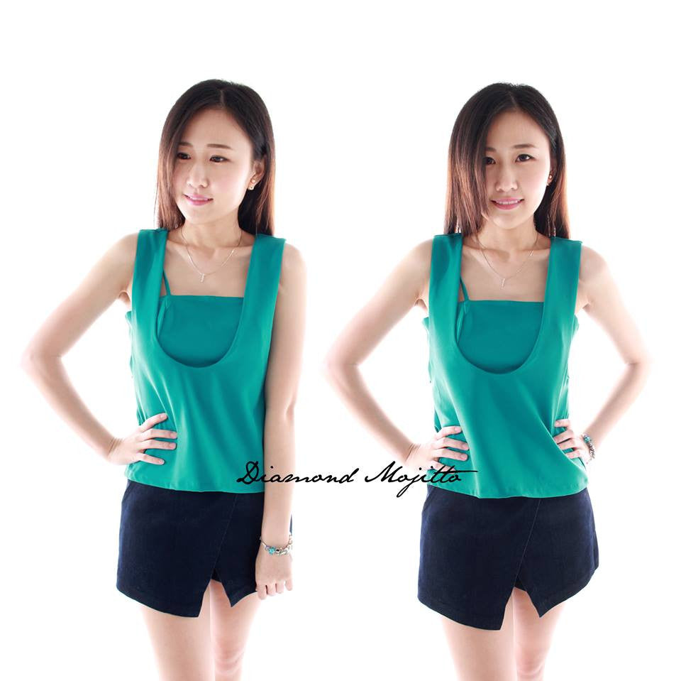 Praiya Top - ( 2 pcs set )