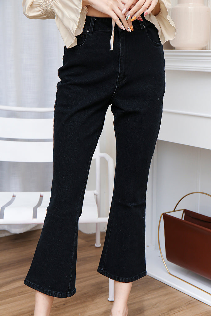 Billie Denim Jeans - Black [XS/S/M/L/XL]