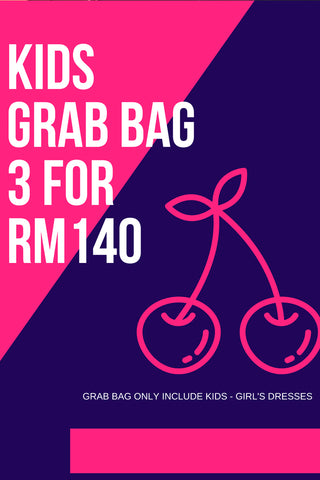 Kids Grab Bag B: 3 for RM140 [12M/18M/2Y/3Y/4Y/5Y/6Y]