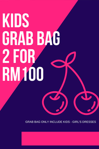Kids Grab Bag A: 2 for RM100 [12M/18M/2Y/3Y/4Y/5Y/6Y]