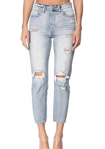 Tobi Super High Rise Jeans