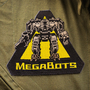 Iron-on Pilot's Patch