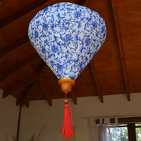 Ming Dynasty Fabric Lantern