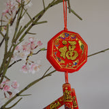Chinese Firecrackers Hanging Decoration
