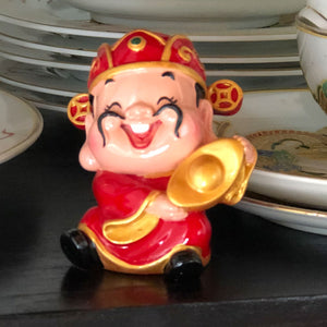 god of wealth - Chinese prosperity decoration