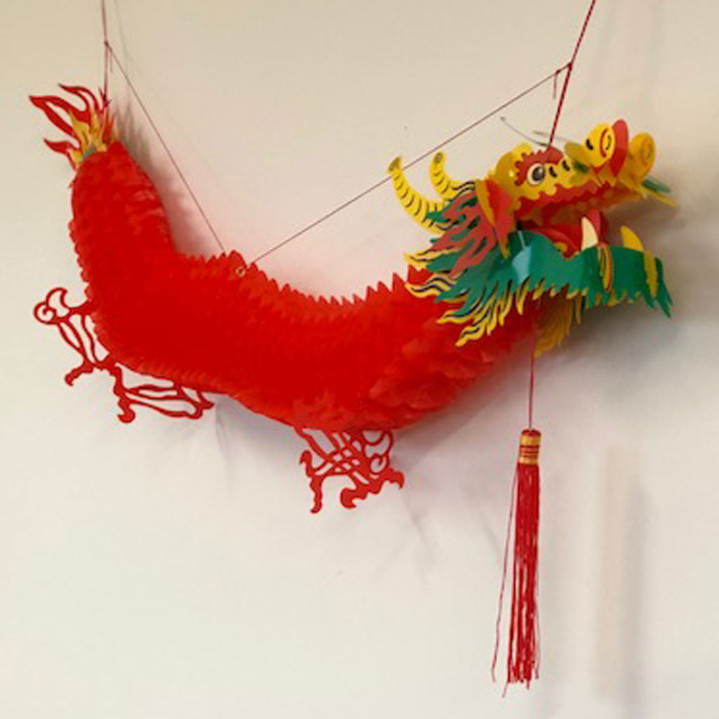 Long Chinese Dragon (100 cm)