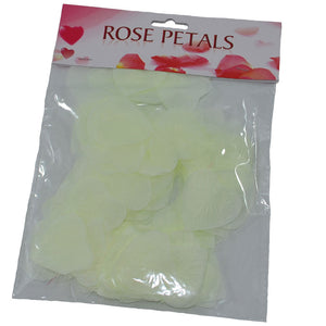 Silk Rose Petal - Silk Rose Petals (heart Shape) - Pack Of 150