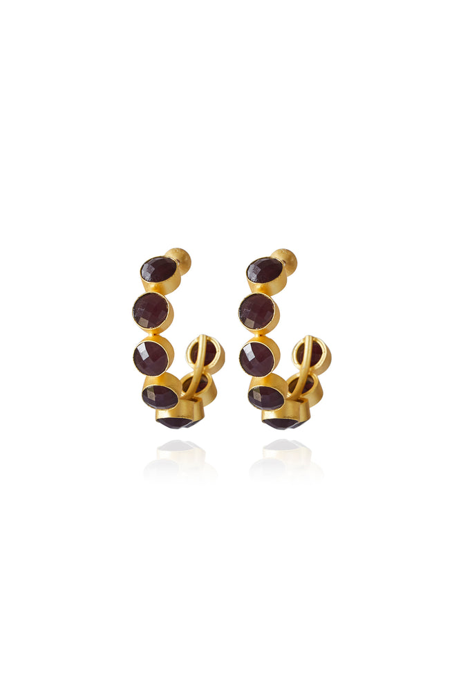 Aloraz Earrings