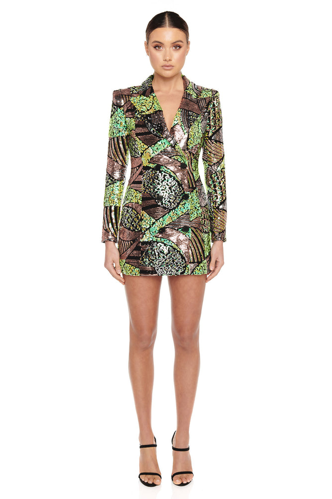 Jorja Blazer Dress