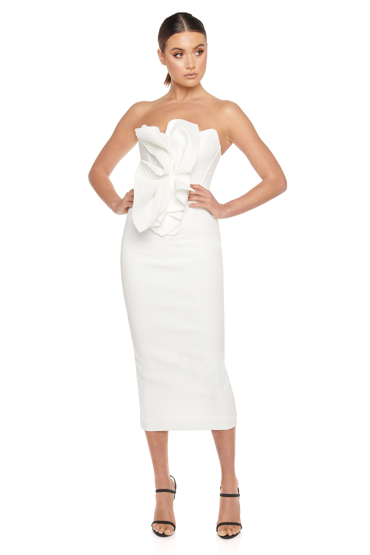 Lilian Dress | White