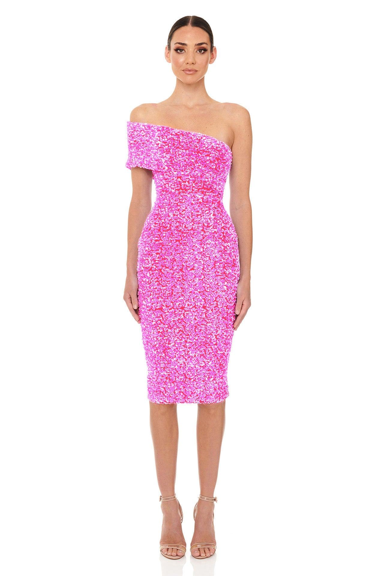 Alyssa Dress | Pink