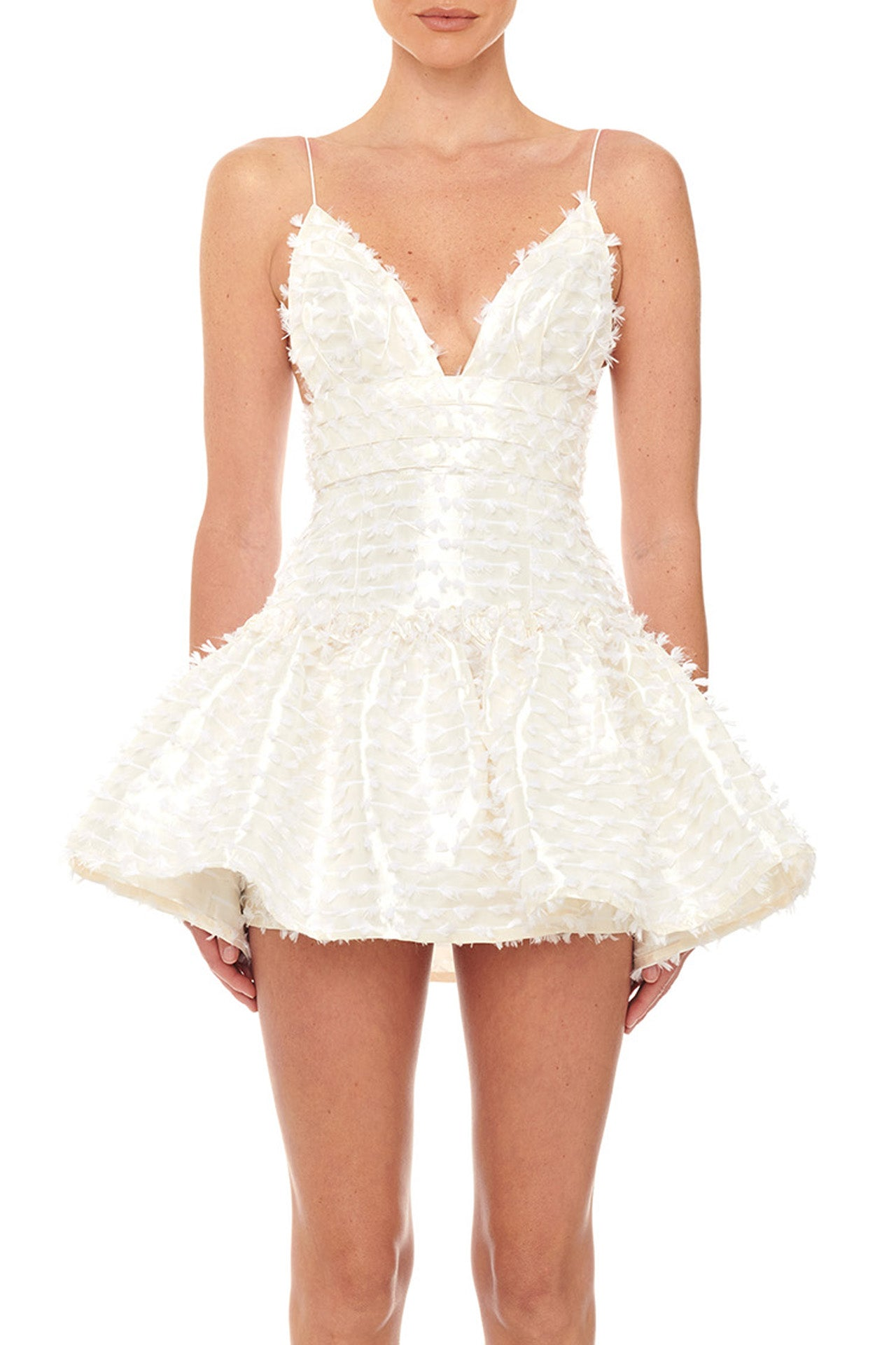 Daisy Dress | Ivory