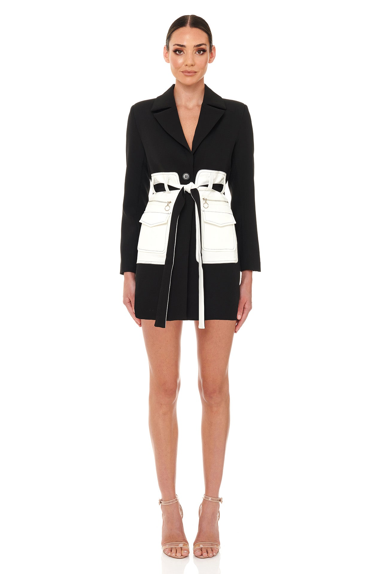 Mya Blazer Dress