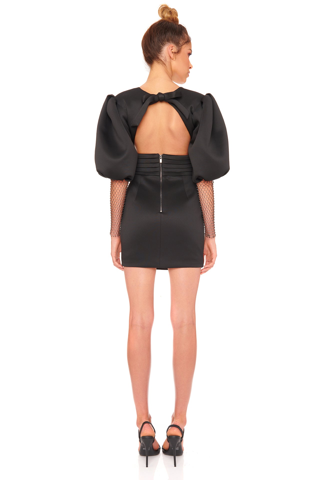 Gravity Dress | Black