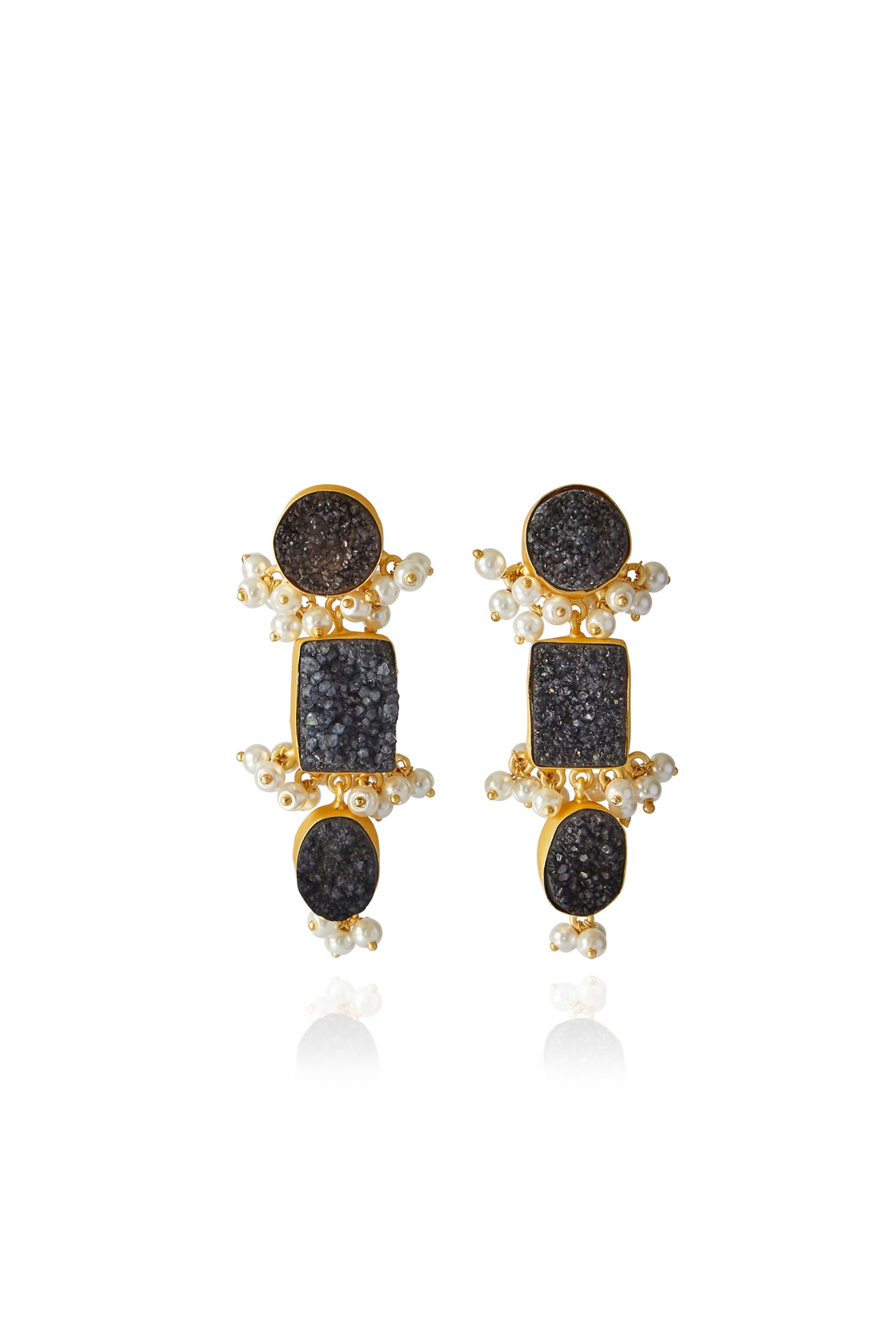 Mezanin Earrings