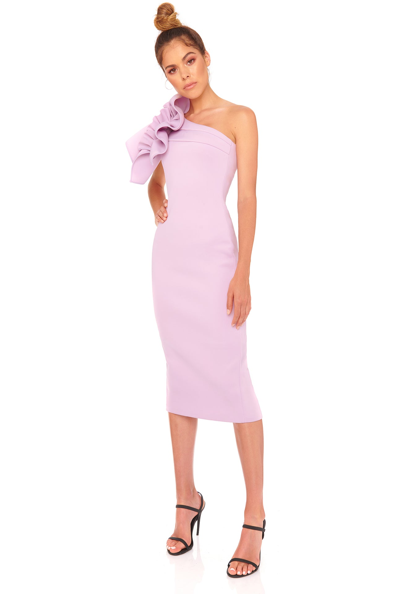 Olivia Dress | Lavender