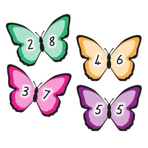 Number Bond Butterflies