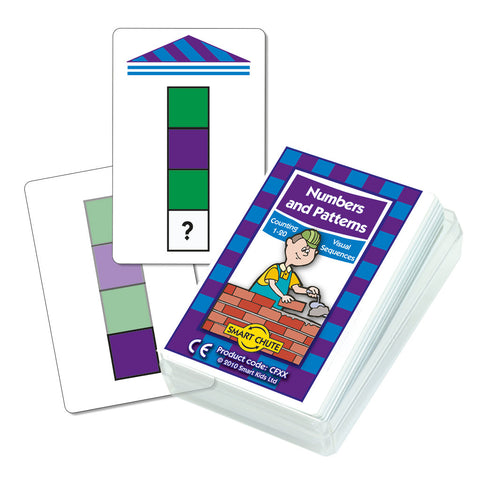 Sequencing Chute Cards