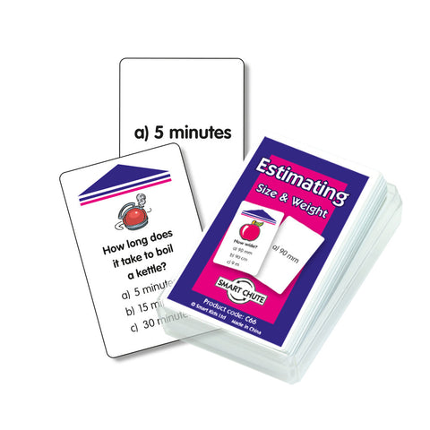 Estimation Chute Cards