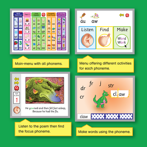 Smart Phonics 3 Software Download