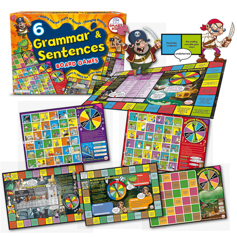 Grammar Board Games