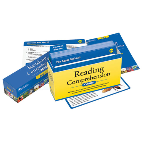 Reading Comprehension Set 1 (age 7+)
