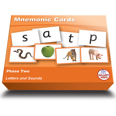 Mnemonic Cards - Phase Two