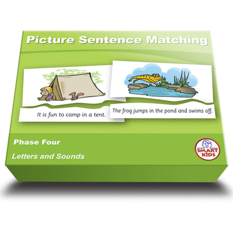 Picture Sentence Matching Phase Four