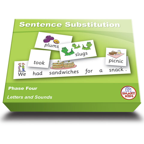 Sentence Substitution Phase Four