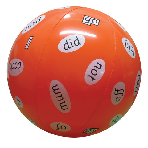 High Frequency Word Ball Phase 2