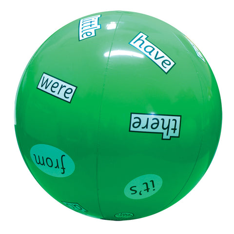 High Frequency Word Ball Phase 4
