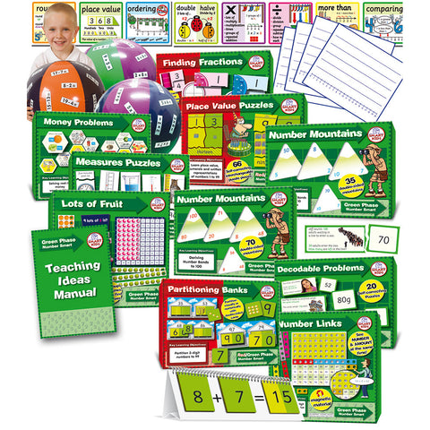 Number Smart Green Phase Kit