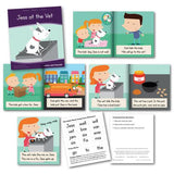 Phase 3 Decodable Readers x 6 Sets