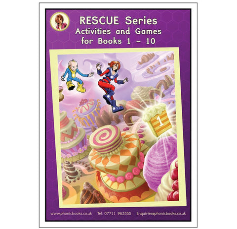 Rescue Series Workbook