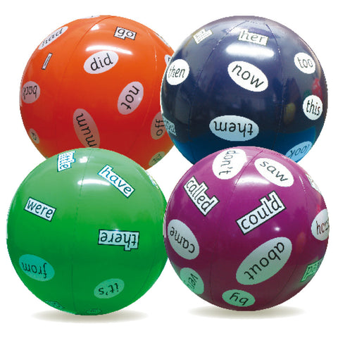 High Frequency Word Ball Special