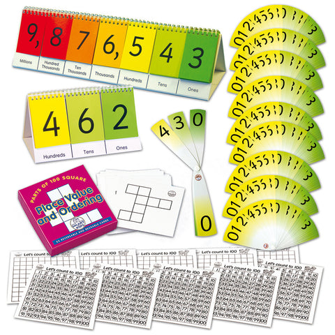 Focus on... Place Value Kit