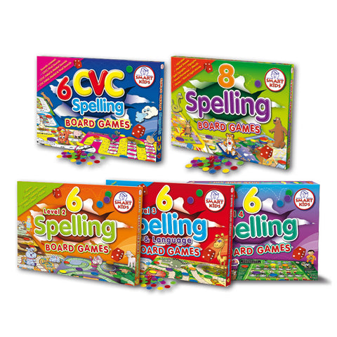 Spelling Board Game Smart Buy