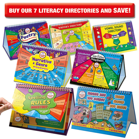 Literacy Directories SMART BUY!