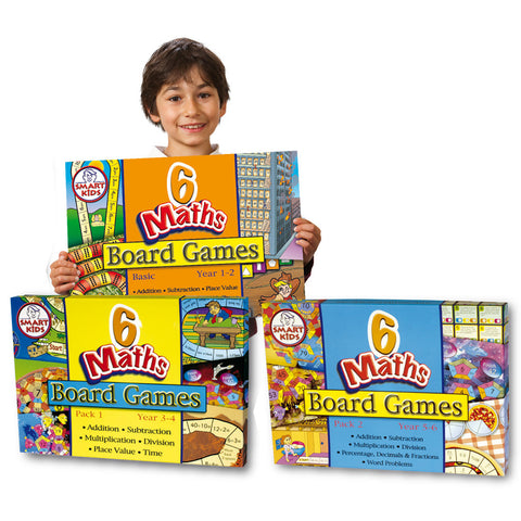 Maths Board Games SMART BUY!