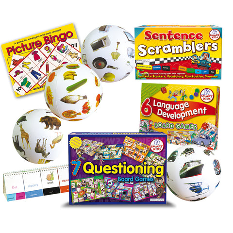 Speaking and Listening Classroom Kit