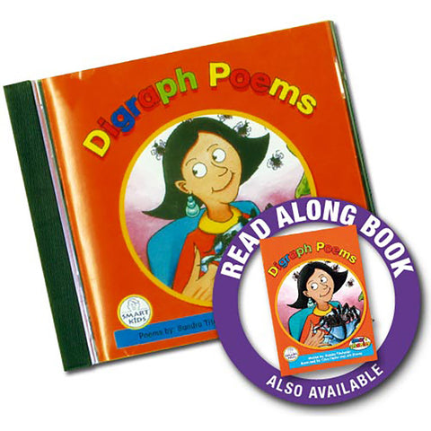 Digraph Poems CD