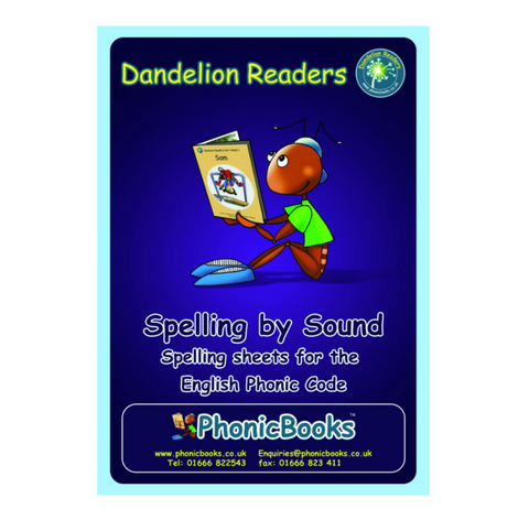 Dandelion Readers - Spelling By Sound