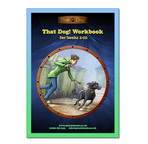 That Dog! Series Workbook