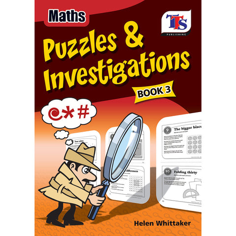 Puzzles and Investigations Book 3