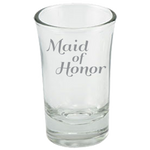 Maid Of Honor - Dessert Shot Glass