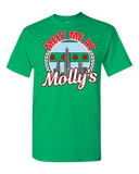 Meet Me At Molly's - Light - Adult Unisex T-Shirt